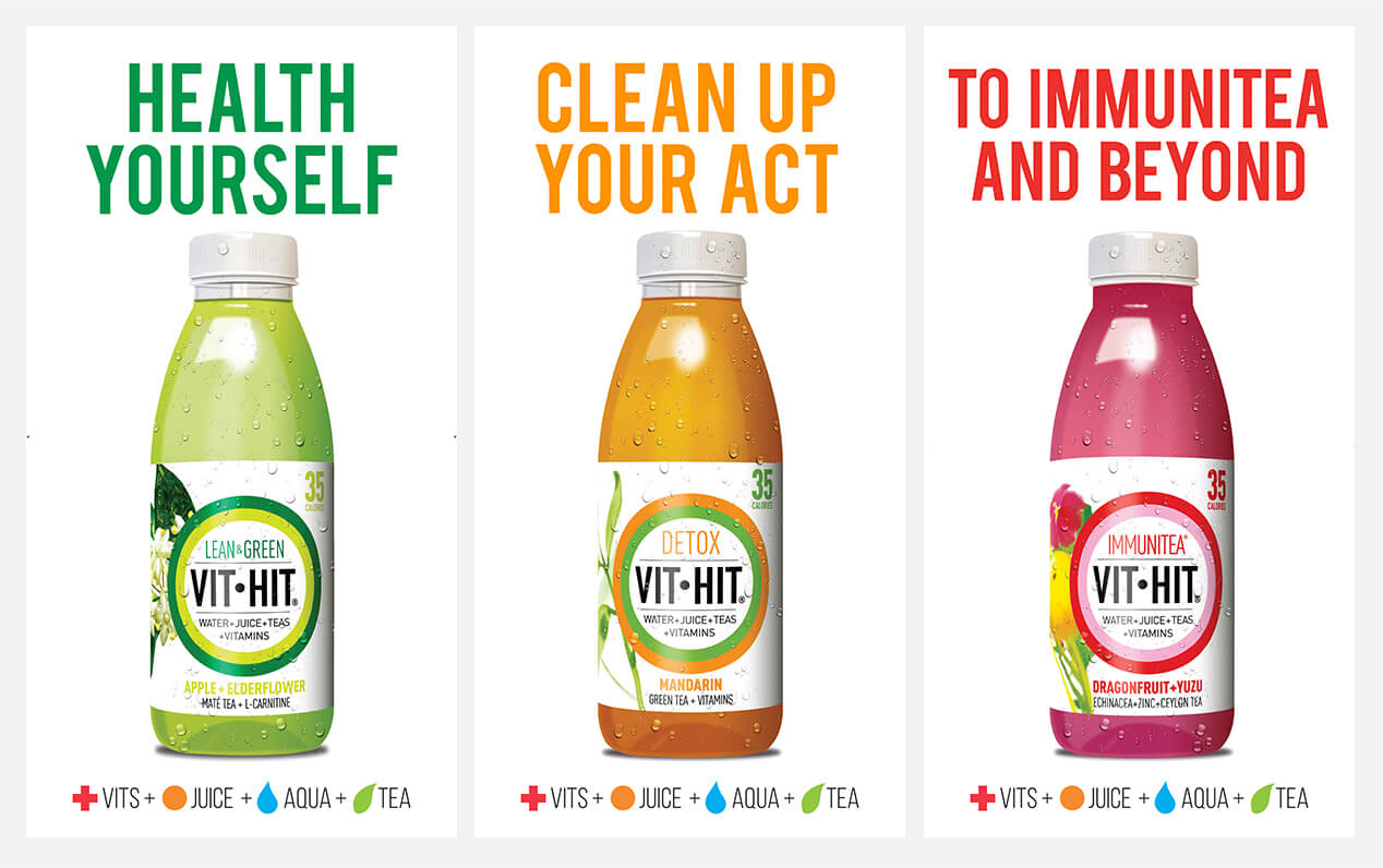 Vit Hit Navy Creative Greeb New Pack Designs For The South African Market As Well Can Irish We Are Also Responsible All Advertising And Social